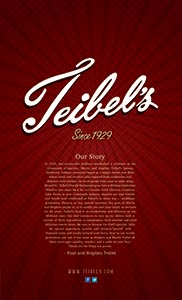 Fine dining in a cozy atmosphere at Teibel's Northwest Indiana restaurant, CHECK OUT OUR DINING ROOM MENU HERE