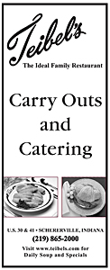 Carry Out and Catering Menu